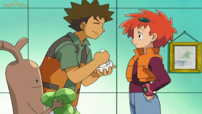 Pokemon Dublado Episódio - 524A Hora da Troca!