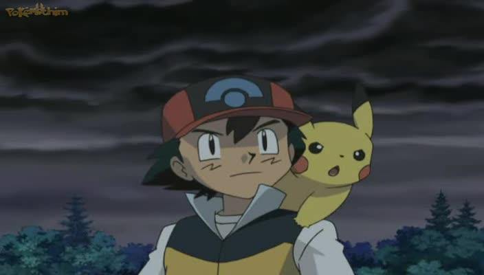 Pokemon Dublado Episódio - 525O Lacre Quebrado!
