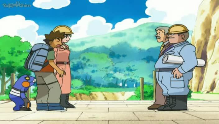Pokemon Dublado Episódio - 526A Greve de Bibarel!