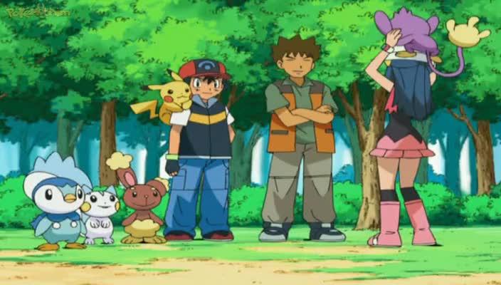 Pokemon Dublado Episódio - 529Viajem ao Desconhecido!