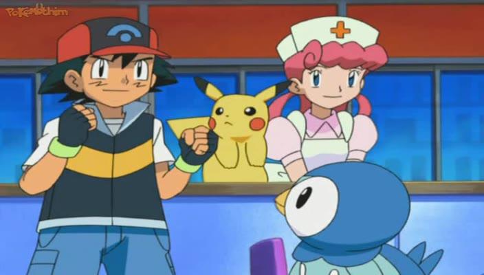Pokemon Dublado Episódio - 533Voando Pelas Asas da Mudança!