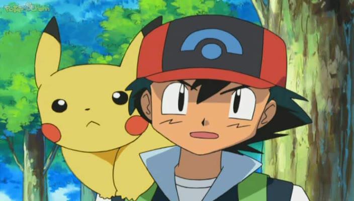 Pokemon Dublado Episódio - 535Animando Uma Líder Derrotada!