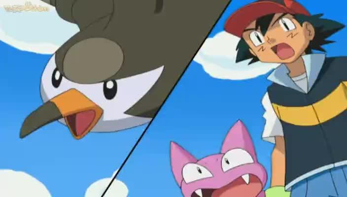 Pokemon Dublado Episódio - 536Cruzando a Linha de Batalha!