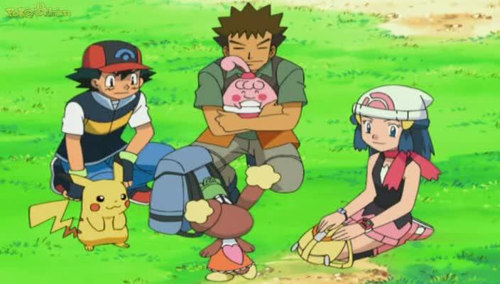 Pokemon Dublado Episódio - 539Que Toquem os Sinos!