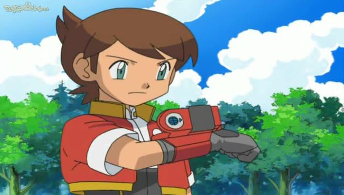 Pokemon Dublado Episódio - 541O Patrulheiro Pokémon e o Riolu Sequestrado! Parte II
