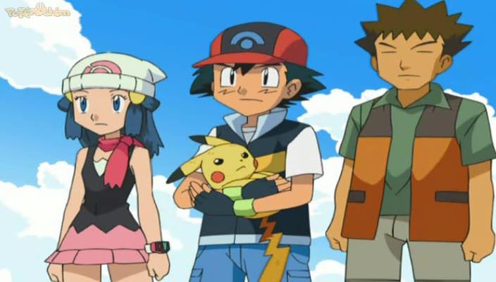Pokemon Dublado Episódio - 543Pikachu e Golias!
