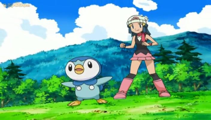 Pokemon Dublado Episódio - 544Lições de um Mestre!