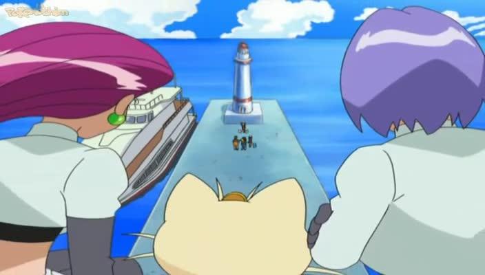 Pokemon Dublado Episódio - 545Batalha em Dupla Por Uma Refeição!