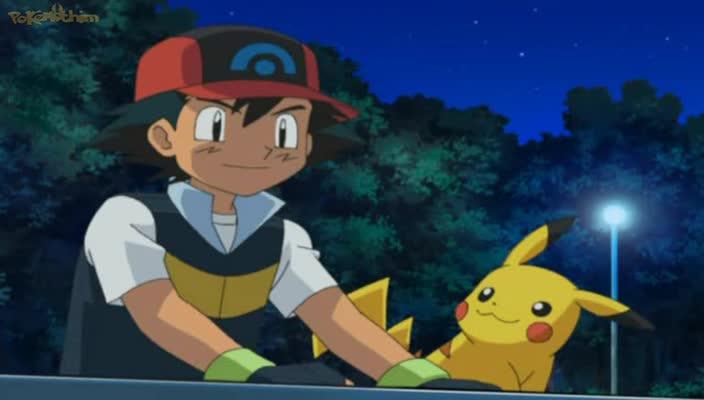 Pokemon Dublado Episódio - 547Separando o Grupo de Amigos!