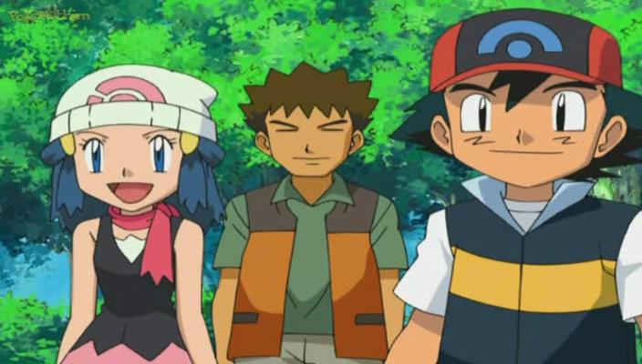 Pokemon Dublado Episódio - 549Achado Não é Roubado!