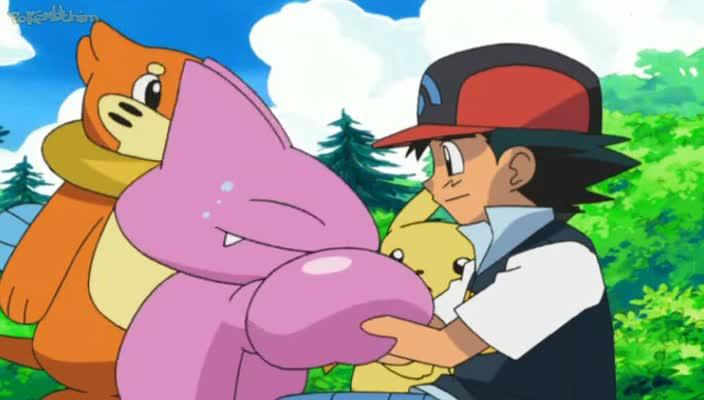Pokemon Dublado Episódio - 550Chim-Chama!