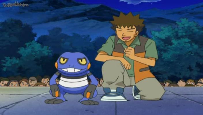 Pokemon Dublado Episódio - 551A Nata dos Croagunk!
