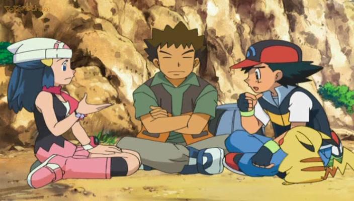 Pokemon Dublado Episódio - 556Os Psyduck Param Aqui!
