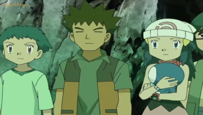 Pokemon Dublado Episódio - 558O Próprio em Pessoa!