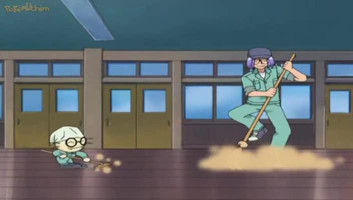 Pokemon Dublado Episódio - 561Equipe Rocket, Uma Poderosa Maquina de Luta Magra e Malvada!