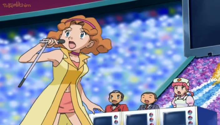 Pokemon Dublado Episódio - 564Batalha de Gerações!