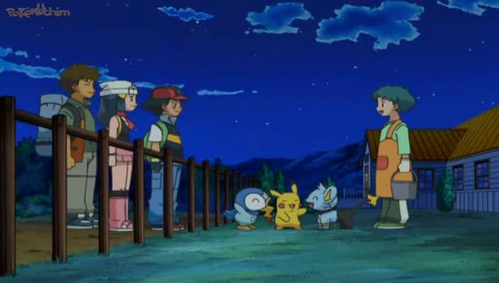 Pokemon Dublado Episódio - 567Se a Boia Servir, Use!