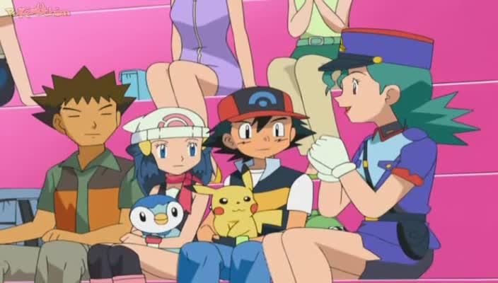 Pokemon Dublado Episódio - 568O Experiente e os Amadores!