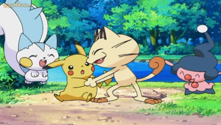 Pokemon Dublado Episódio - 572Separados Até o Fim!