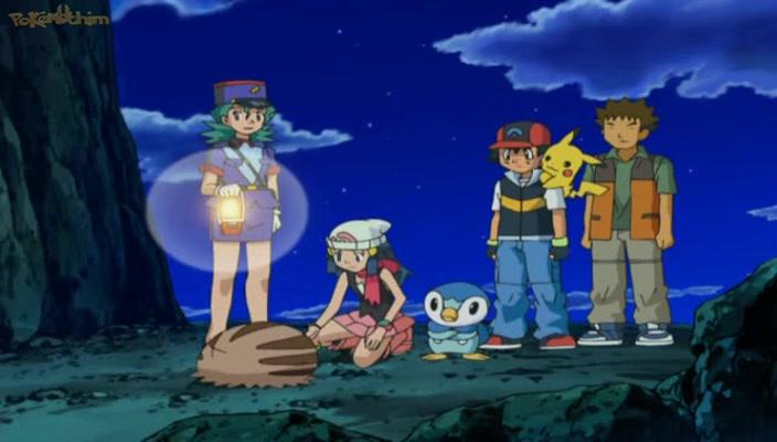 Pokemon Dublado Episódio - 573Epidemia de Pesadelo!