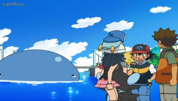 Pokemon Dublado Episódio - 578Operação Wailmer!