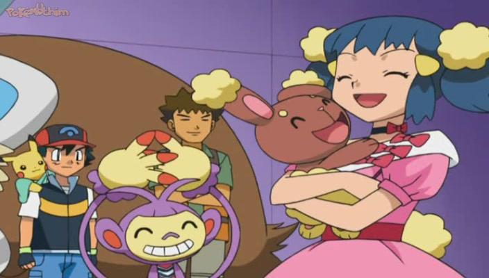 Pokemon Dublado Episódio - 583Um Outro Gabite Fazendo Poeira!
