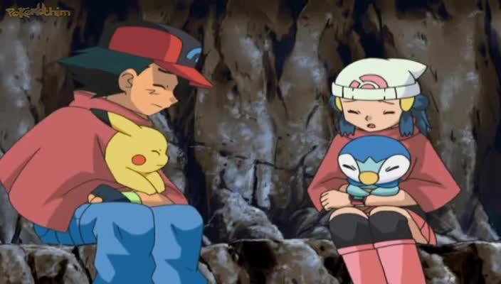 Pokemon Dublado Episódio - 585A Tempestade de Neve!