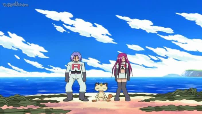 Pokemon Dublado Episódio - 586Macarrão?! To Fora!
