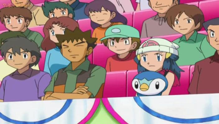 Pokemon Dublado Episódio - 587A Grande Competição da Área!