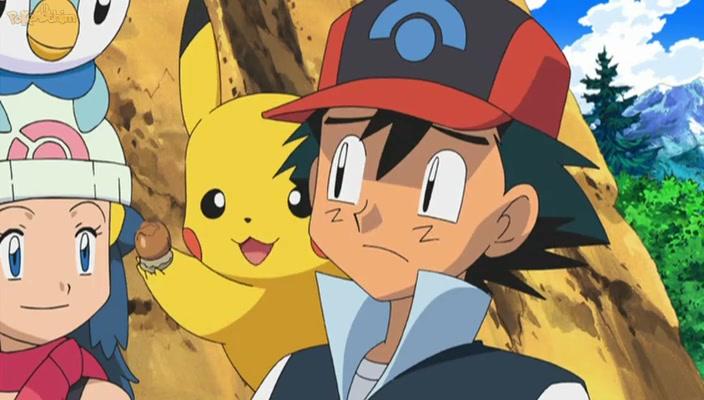Pokemon Dublado Episódio - 590O Snover Solitário!
