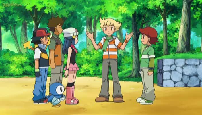 Pokemon Dublado Episódio - 591Parado em Nome do Amor!