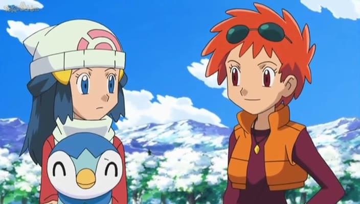 Pokemon Dublado Episódio - 597Uma Pirâmide de Fúria!