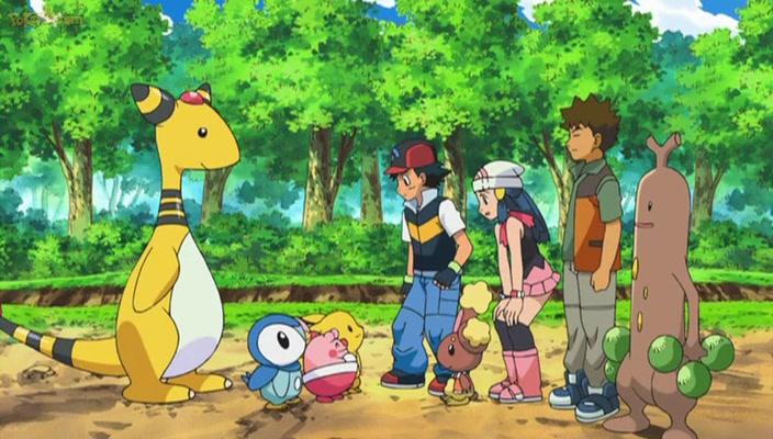 Pokemon Dublado Episódio - 599A Encruzilhada!