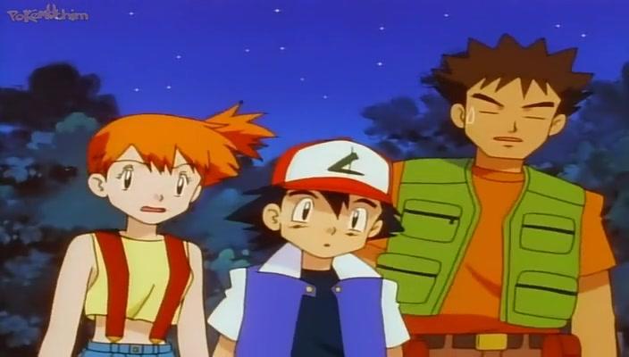 Pokemon Dublado Episódio - 6Clefairy e a Pedra da Lua!