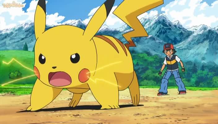 Pokemon Dublado Episódio - 601Evoluindo Estratégias!