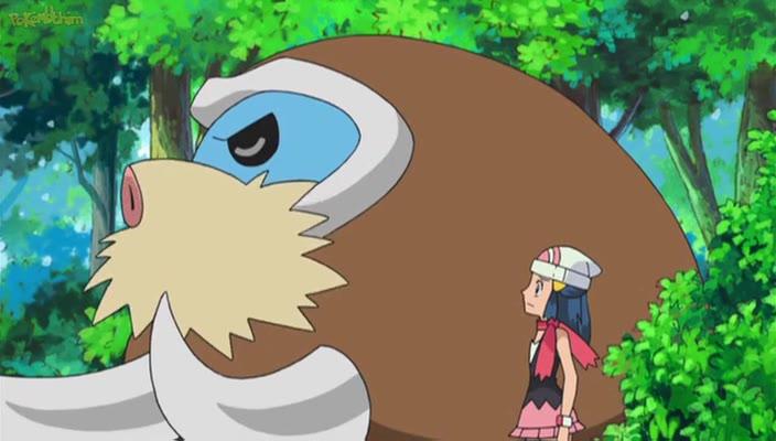 Pokemon Dublado Episódio - 603Um Problema na Floresta!