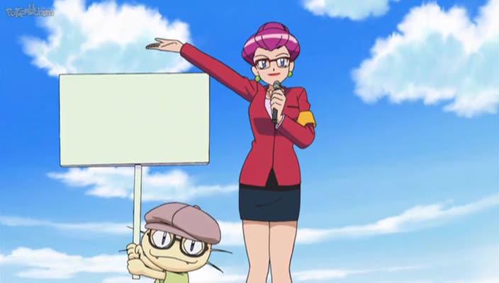 Pokemon Dublado Episódio - 604A Gincana Pokémon!