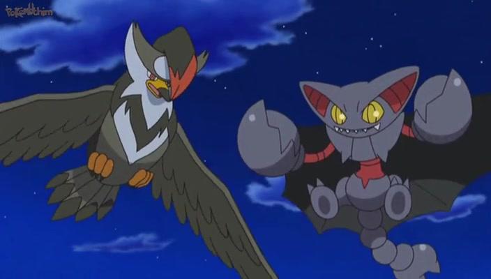 Pokemon Dublado Episódio - 606Os Três Lados da História!