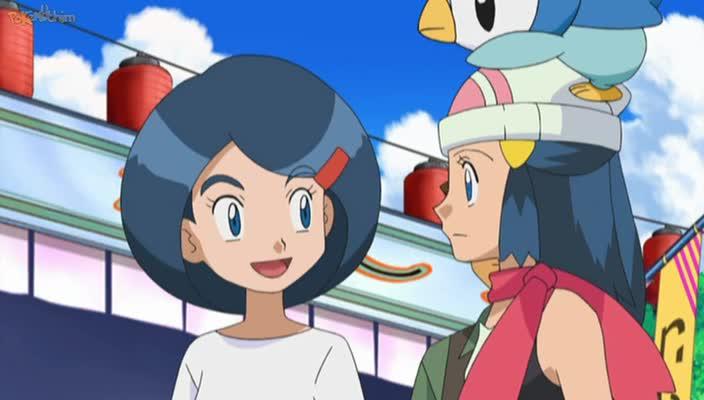 Pokemon Dublado Episódio - 609Uma Viagem Misteriosa e Histórica!