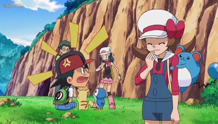 Pokemon Dublado Episódio - 614Uma Rivalidade que Vale a Pena!