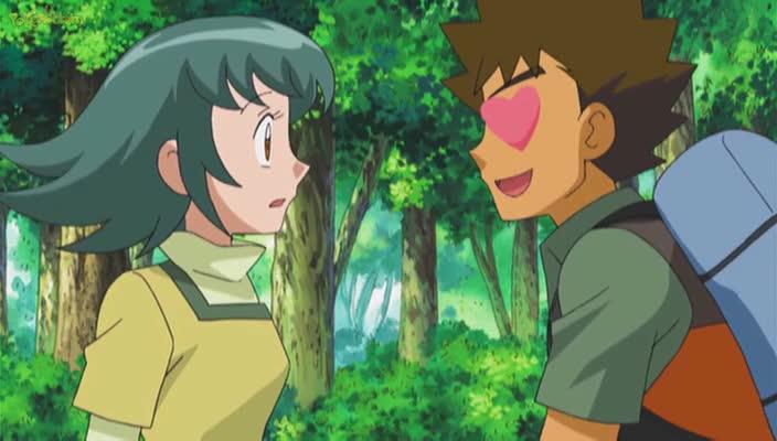 Pokemon Dublado Episódio - 617A Pedra da Alegria!