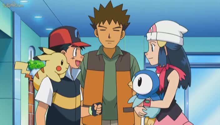 Pokemon Dublado Episódio - 619Destrancando a Corrente Vermelha dos Eventos!