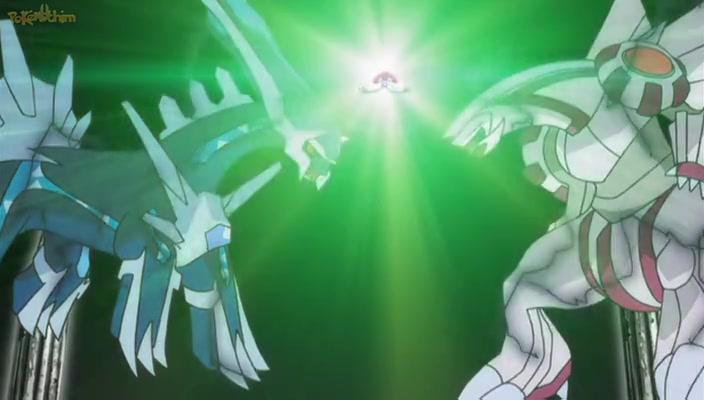Pokemon Dublado Episódio - 621A Batalha Final da Lenda!