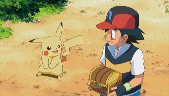 Pokemon Dublado Episódio - 622O Tesouro é Todo Meu!