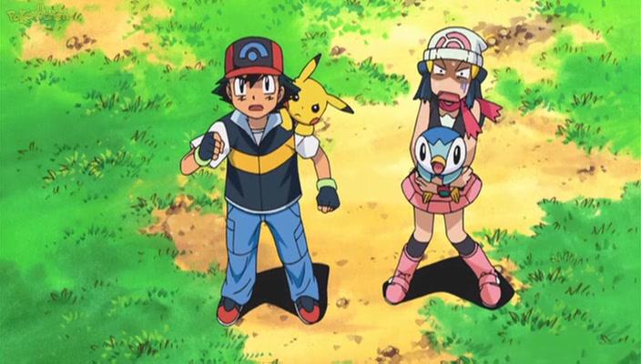 Pokemon Dublado Episódio - 625Uma Ascensão Meteórica!