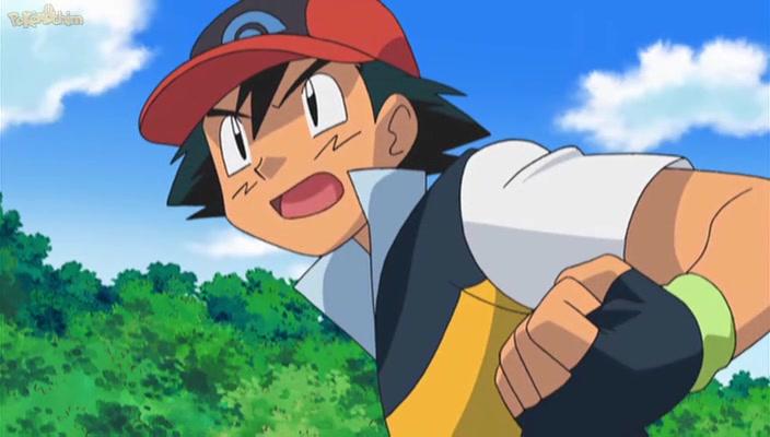 Pokemon Dublado Episódio - 626Peguei um Gible!