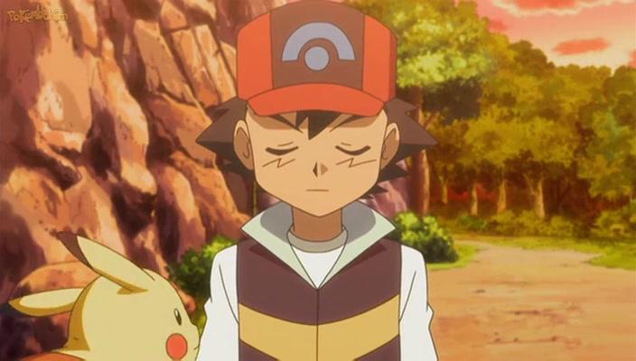 Pokemon Dublado Episódio - 628Curto e Grosso!
