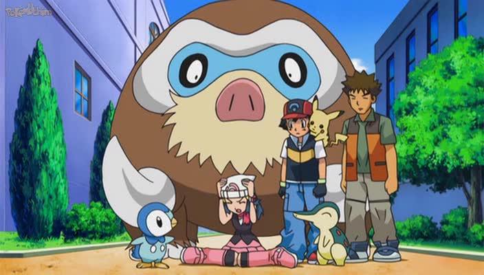 Pokemon Dublado Episódio - 630Isso Dee Dee, é a Dawn!