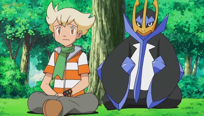 Pokemon Dublado Episódio - 632Fogo Contra Fogo!