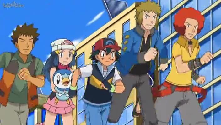Pokemon Dublado Episódio - 635A Torre dos Sentimentos de Sunyshore!